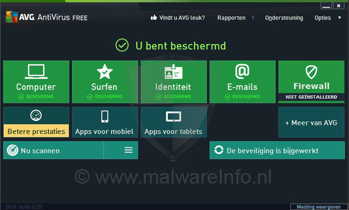 AVG Free downloaden en installeren (AVG Antivirus)