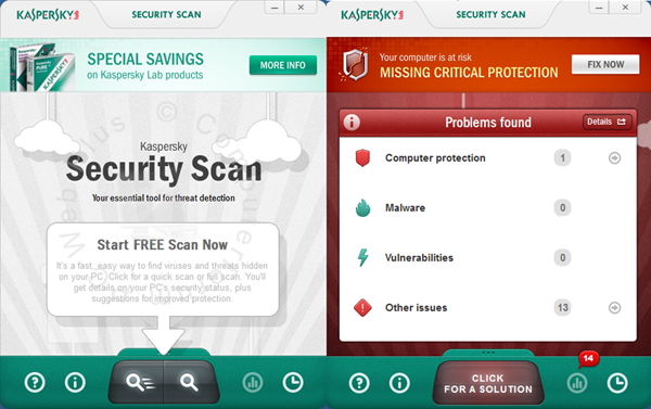 Kaspersky Security Scan – Gratis virusscanner
